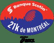 21K de Montreal logo